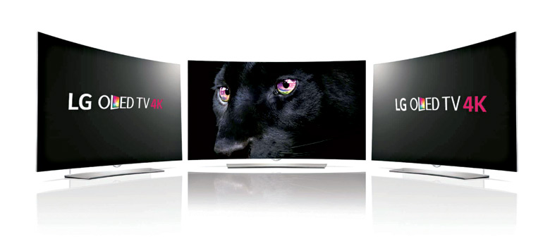 LG lance sa nouvelle gamme Oled TV 4K