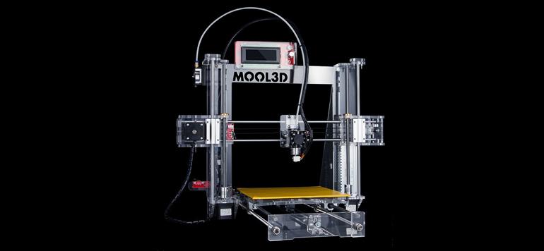 La 1ère imprimante 3D réalisée au Maroc à l'honneur au Med-IT 2015, les 25 et 26 novembre 2015