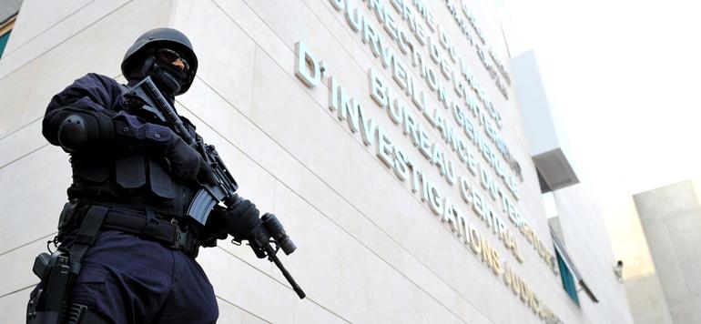 Démantèlement d'une cellule terroriste de trois membres, dont une femme, s'activant à Fès, Oulad Teima et Casablanca