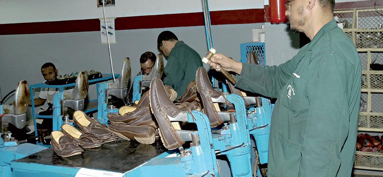Le contrat programme de l'industrie du cuir sera signé avant la fin de l'année