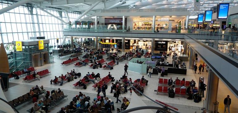 L'aéroport londonien de Gatwick évacué après une alerte à la bombe