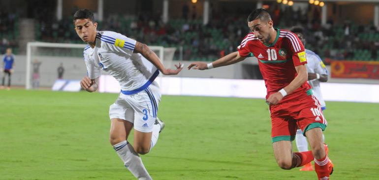 Eliminatoires Mondial-2018 : Le Maroc qualifié pour le 3è tour, malgré sa défaite
