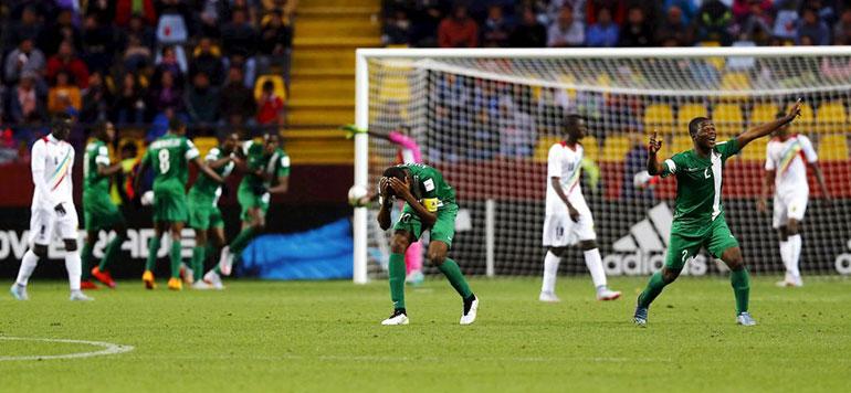 Mondial-2015 / 17 ans: Le Nigeria sacré champion pour la 5e fois