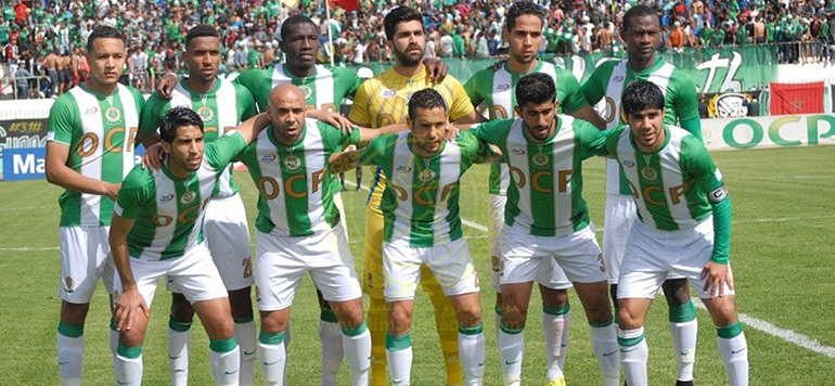Coupe du Trône : Olympique de Khouribga remporte le titre