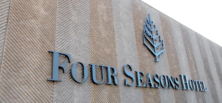 Ouverture du Four Season's Hotel de Casablanca