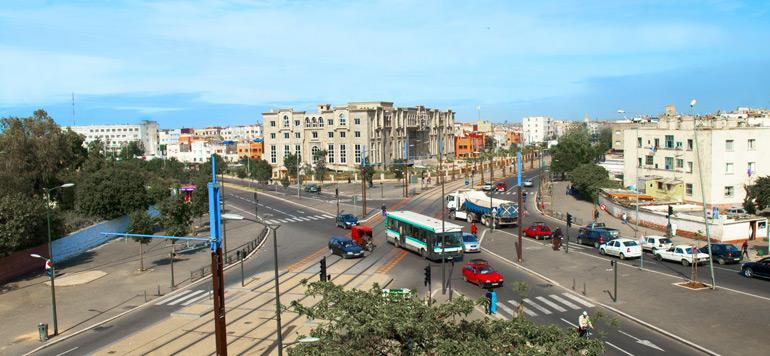 Plan d'aménagement de Hay Mohammadi :  des zones industrielles réaffectées au résidentiel