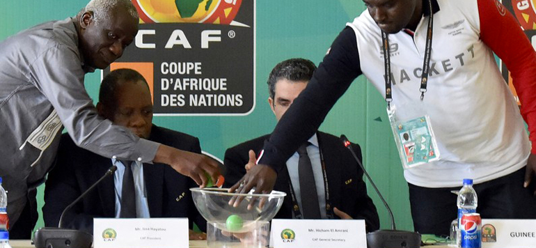 Tirage au sort CHAN-2016 : Le Maroc dans le groupe de la mort
