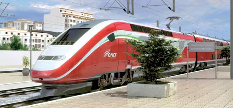 TGV: la gare de Tanger Morora sera fermée du 24 juin au 1er juillet