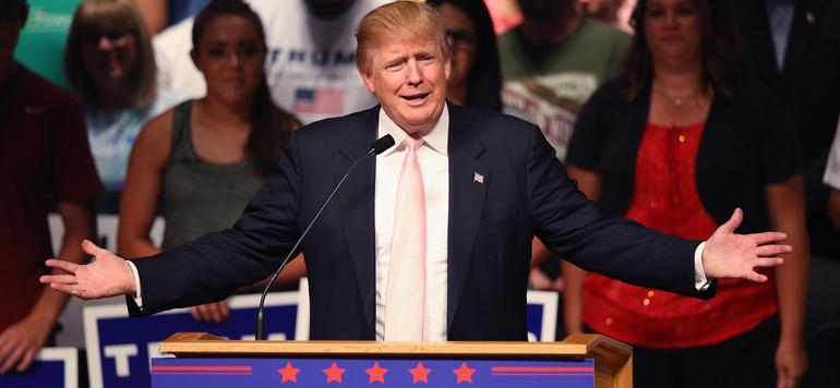 Plus de 400 000 britanniques signent une pétition pour bannir Donald Trump du Royaume-Uni