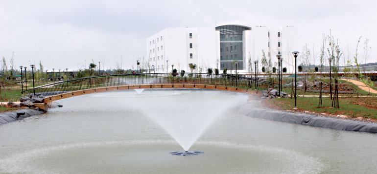 L'Université internationale de Rabat joue la carte du développement durable