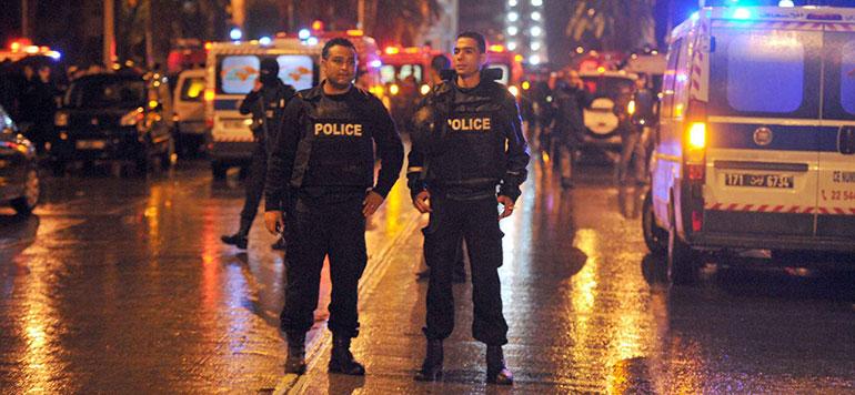 Vidéo : Un kamikaze est à l'origine de l'attentat de Tunis qui a fait 13 morts mardi-après-midi