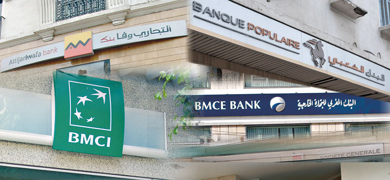 Résultats des sociétés cotés : Banques
