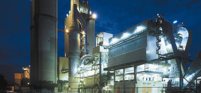 Lancement dans la province de Laâyoune des travaux de construction d'une importante usine de production de ciment