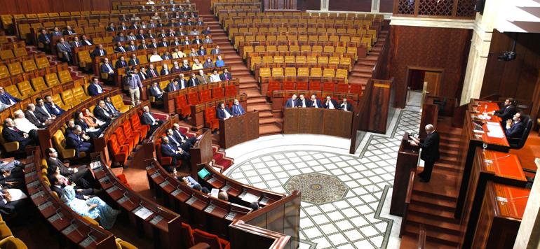 La chambre des représentant achève la discussion de la première partie du PLF 2016