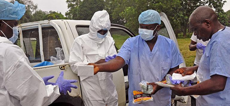 Ebola: l'OMS annonce un nouveau cas confirmé au Liberia