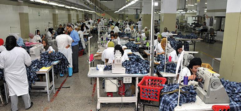 Une très bonne année 2017 pour le textile marocain