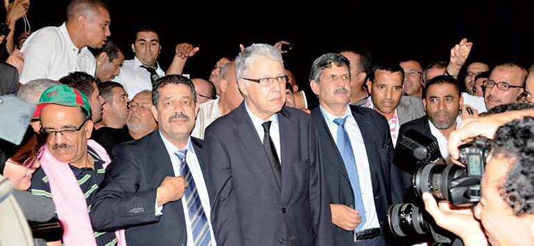 Après les élections, les chefs de partis rendent les comptes