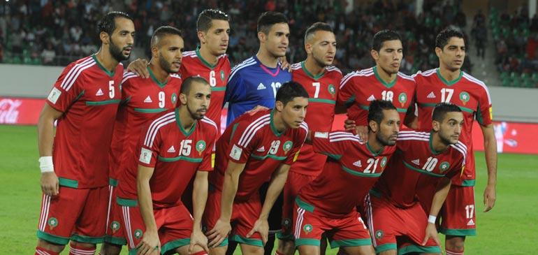 CM 2018 : la FIFA change l'horaire du match Gabon-Maroc
