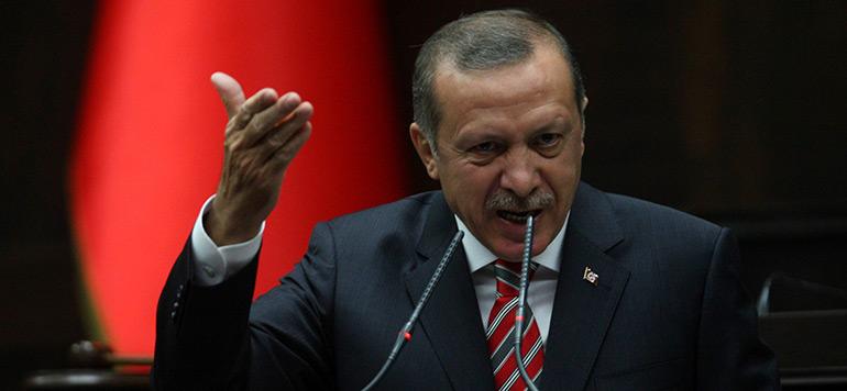 Après son succès électoral, Erdogan intransigeant contre les rebelles kurdes