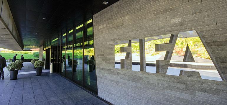 Deux vice-présidents de la FIFA mis en détention pour des soupçons de corruption
