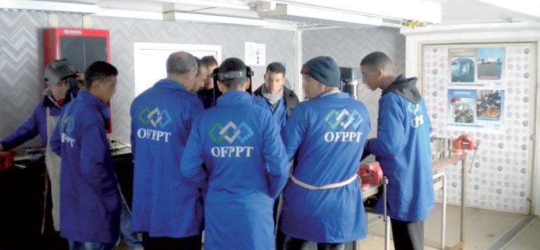 Plan d'accélération industrielle du Souss Massa : L'OFPPT décline sa stratégie