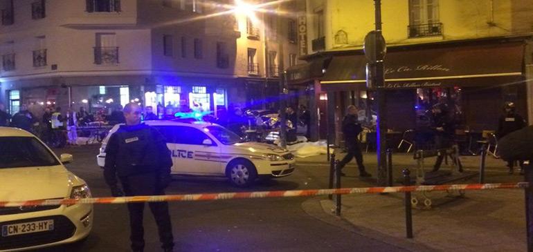 Fusillades et explosions à Paris : Au moins 18 morts