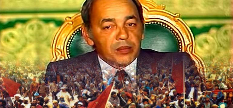 Lorsque feu SM Hassan II décide d'être le premier volontaire de l'épopée de la Marche Verte