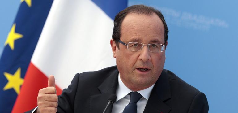 François Hollande est «le candidat naturel de la gauche» pour la présidentielle de 2017