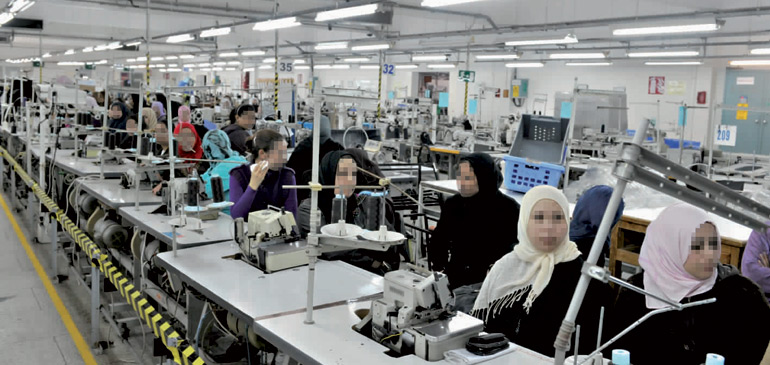 Textile : les enseignes locales préparent une nouvelle riposte  contre les produits turcs
