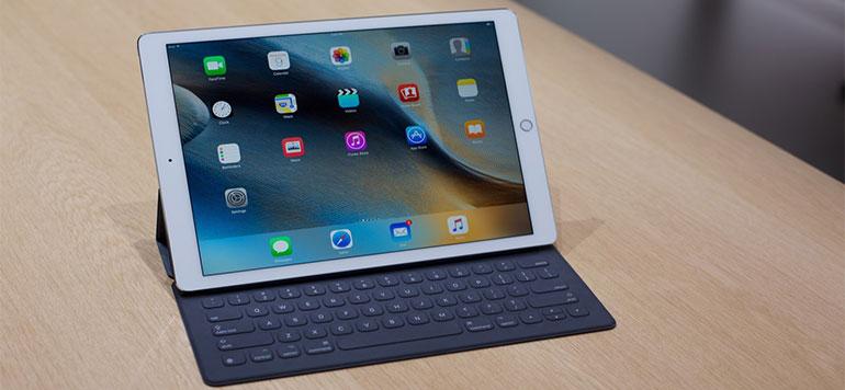 Le nouvel iPad Pro en vente cette semaine