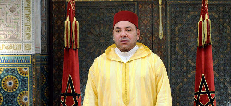 Le message du Roi Mohammed VI à la France