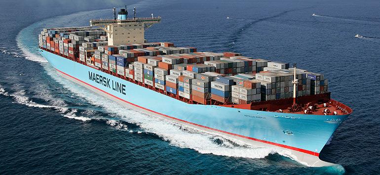 La compagnie danoise Maersk annonce un important plan de réduction d'emplois