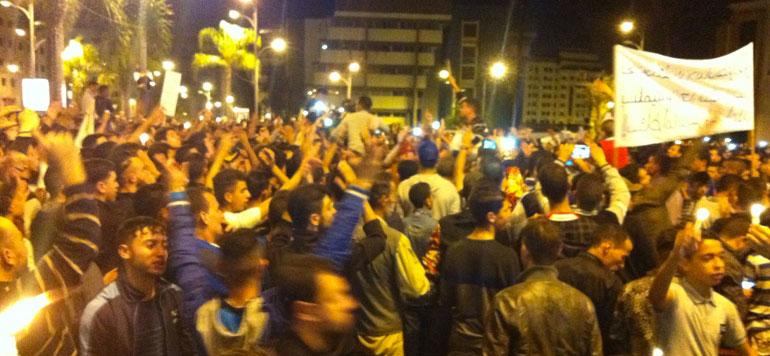 Tanger : Les manifestations de bougies continuent contre Amendis
