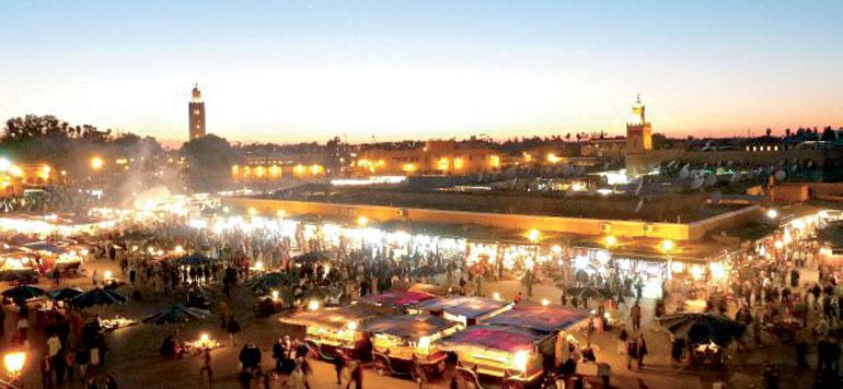 Le Maroc, destination de choix pour les Brits