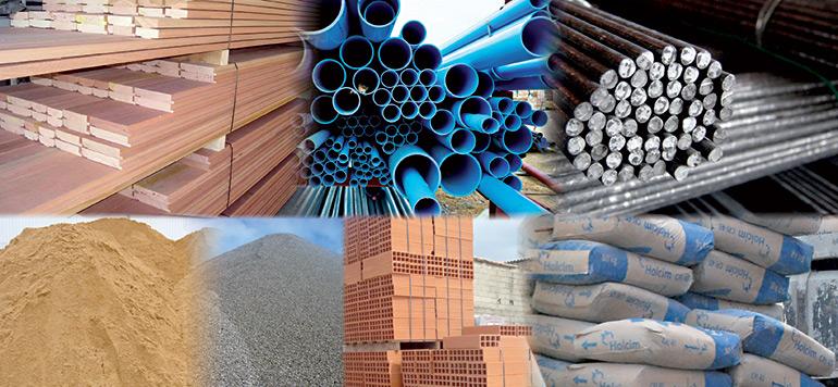 Marché des matériaux de construction :  vers une sixième année de baisse