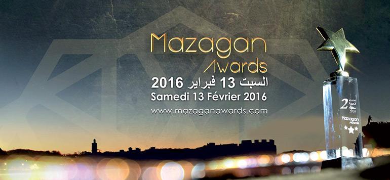 Deuxième édition de Mazagan Awards