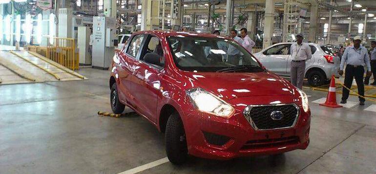 Nissan entend doubler sa production en Afrique du sud