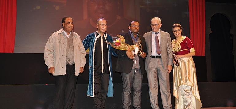 La pièce théâtrale «Nayda» remporte le grand prix du 17ème Festival national du théâtre
