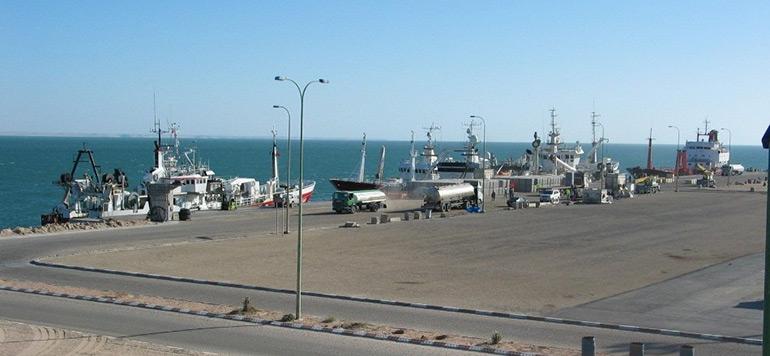 Le port de Dakhla en partenariat Etat-Région