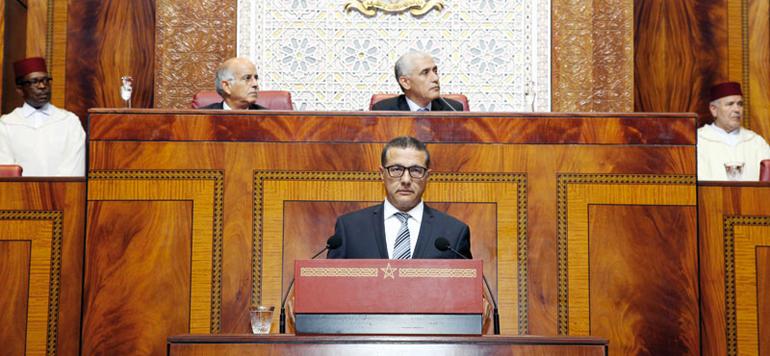 La Chambre des représentants approuve à la majorité le projet de loi de finances 2016