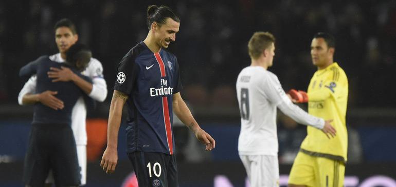 Ligue des champions – Real Madrid et Manchester City qualifiés pour les 8e de finale