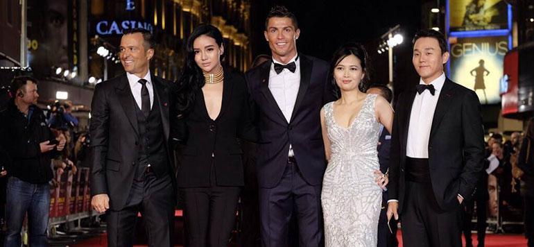 Vidéo : Et maintenant Ronaldo fait son cinéma
