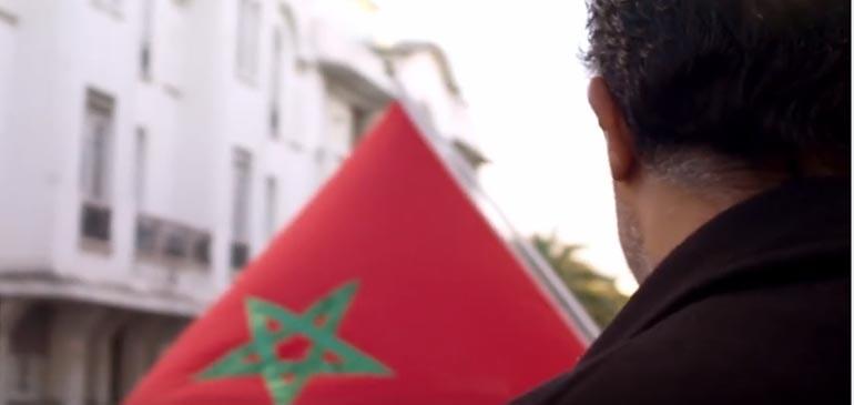 Vidéo : Les artistes Marocains font le serment de la marche verte