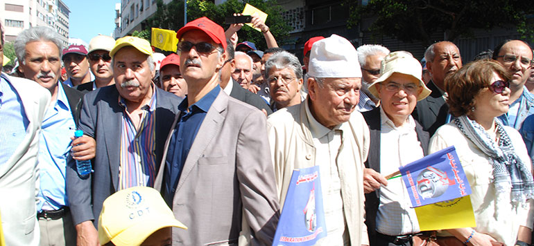 Casablanca : Quatre syndicats annoncent une série de manifestations