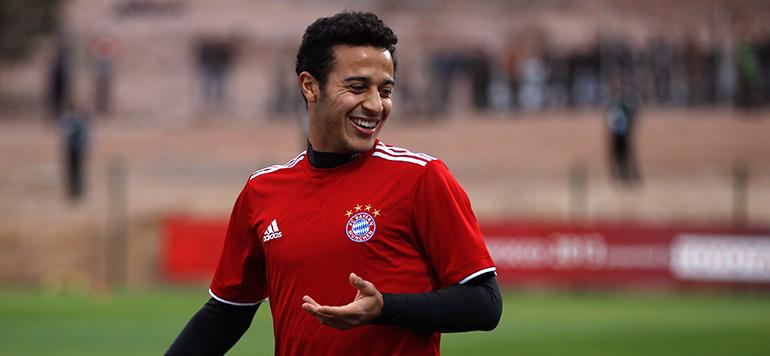 Thiago Alcantara : l'attaque du Bayern sera encore plus forte avec Ribéry