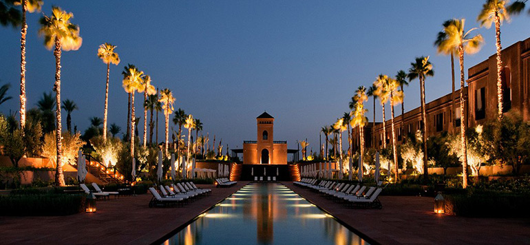 Le Maroc figure parmi les destinations sûres du monde pour les touristes Anglais