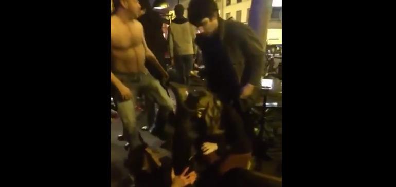 Vidéo : Des images terribles filmées par des rescapés sur les lieux de l'une des fusillades à paris