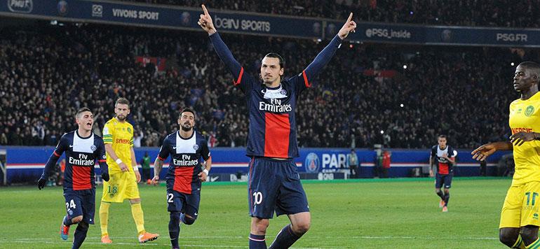Zlatan Ibrahimovic remporte son dixième Ballon d'or suédois