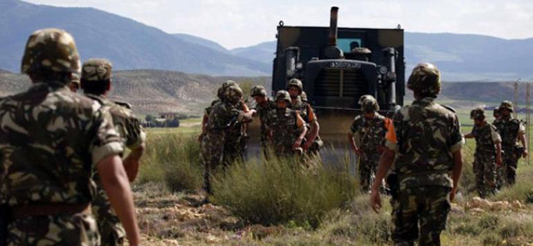Algérie: 1,6 tonne d'explosifs découverte près d'Alger