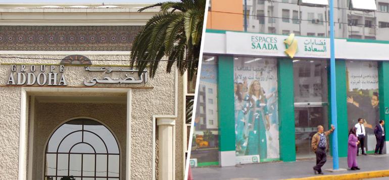 Addoha et Résidences Dar Saada ont la faveur de CFG Bank